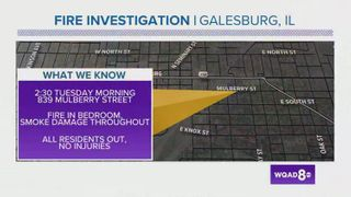 Galesburg Fire update: What we know, Oct 20