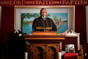 The Rev. Melvin L. Grimes: 'I was told I was not college material'