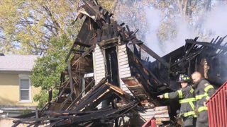 Despite massive fire, neighbors hope to continue restoring historic homes